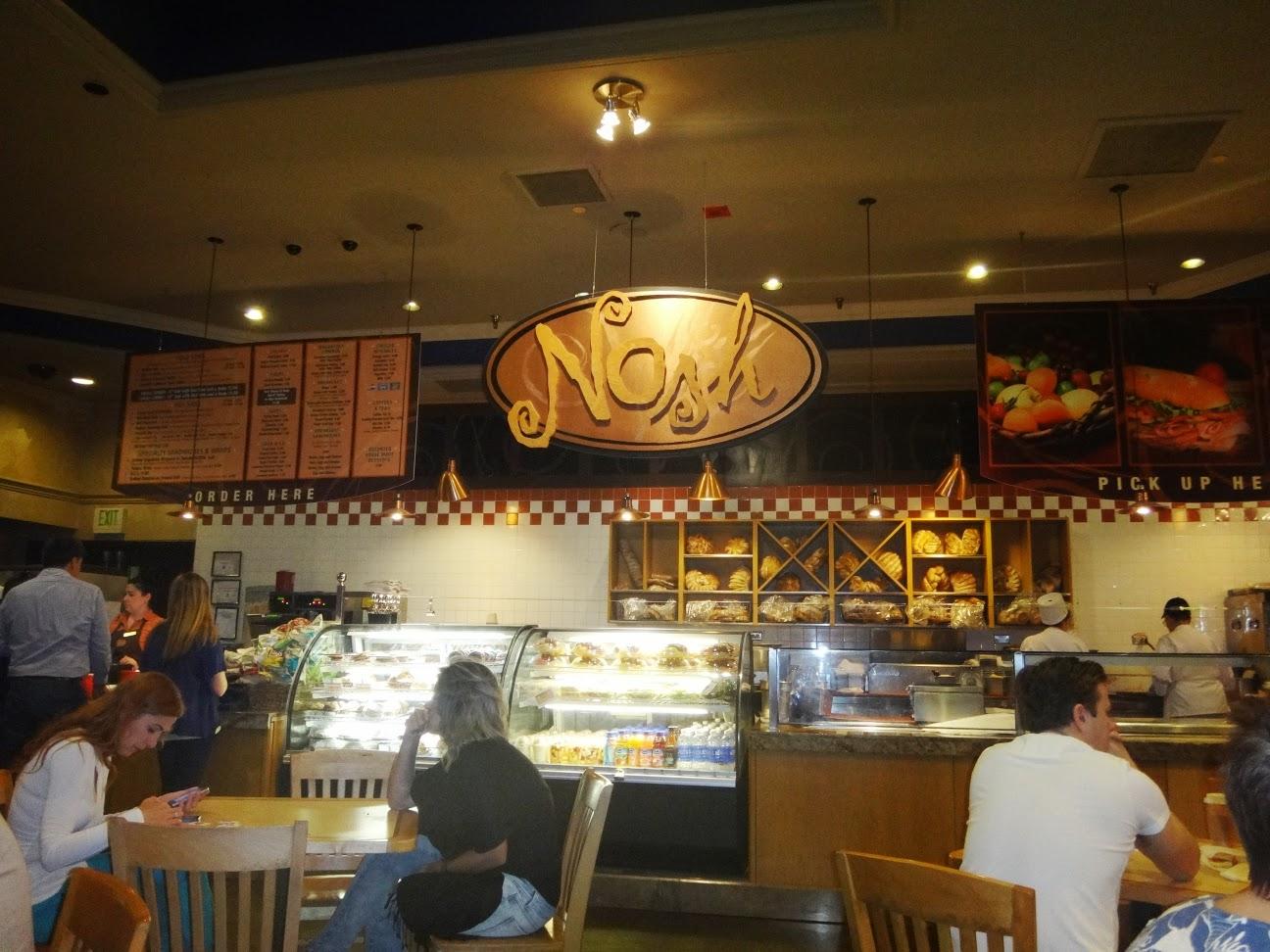 lanchonete Nosh - cafe-da-manha - hotel ballys - las vegas