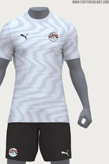 77b632d53 Puma Egypt 2019 Home   Away Kits Revealed - Footy Headlines