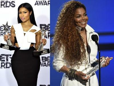 Janet Jackson Jams To Nicki Minaj's 'Chun-Li' At Panorama NYC Video!