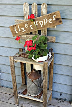 Junk Garden Rummage Sale Fixer Upper