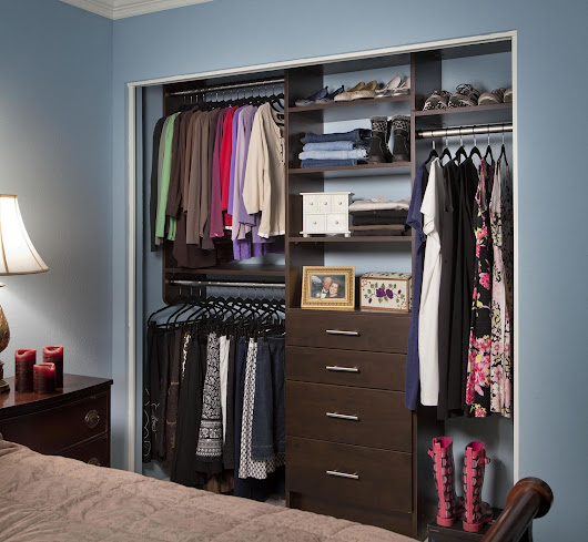 Tips for Organizing A Small Closet - 3Udance