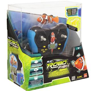 R/C Robo Fish