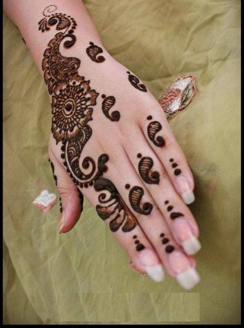 Amazing Mehndi Design 2016