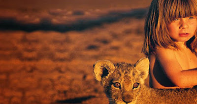 Video Of A Little Girl 'Tippi' Growing Up Alongside Wild Animals