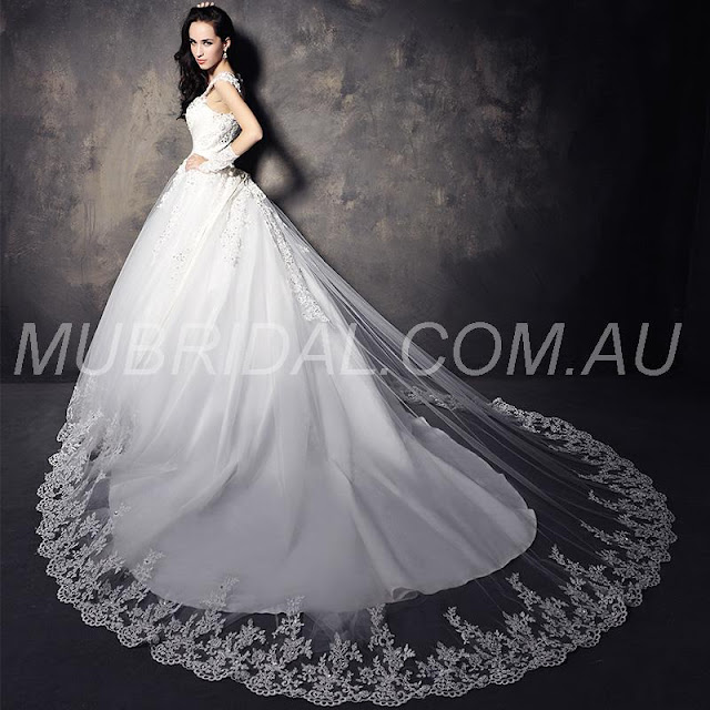Fall Sweetheart Chic & Modern Spring Ball Gown Lace Floor-Length Lace-up Wedding Dress (130647192http://www.mubridal.com.au/product/130647192.html)
