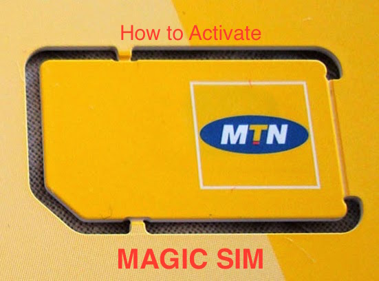 How to activate the MTN Magic SIM And Browse Unlmited