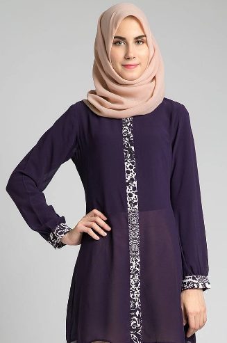 Model Baju Hamil Kebaya Muslimah