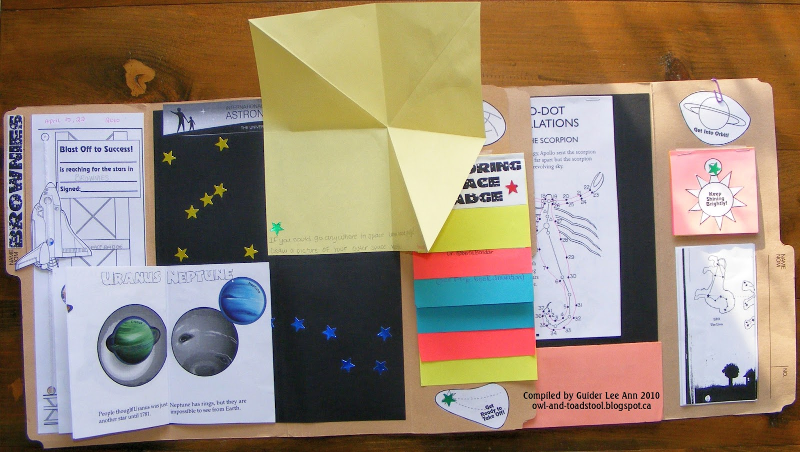 solar system notebooking - photo #14