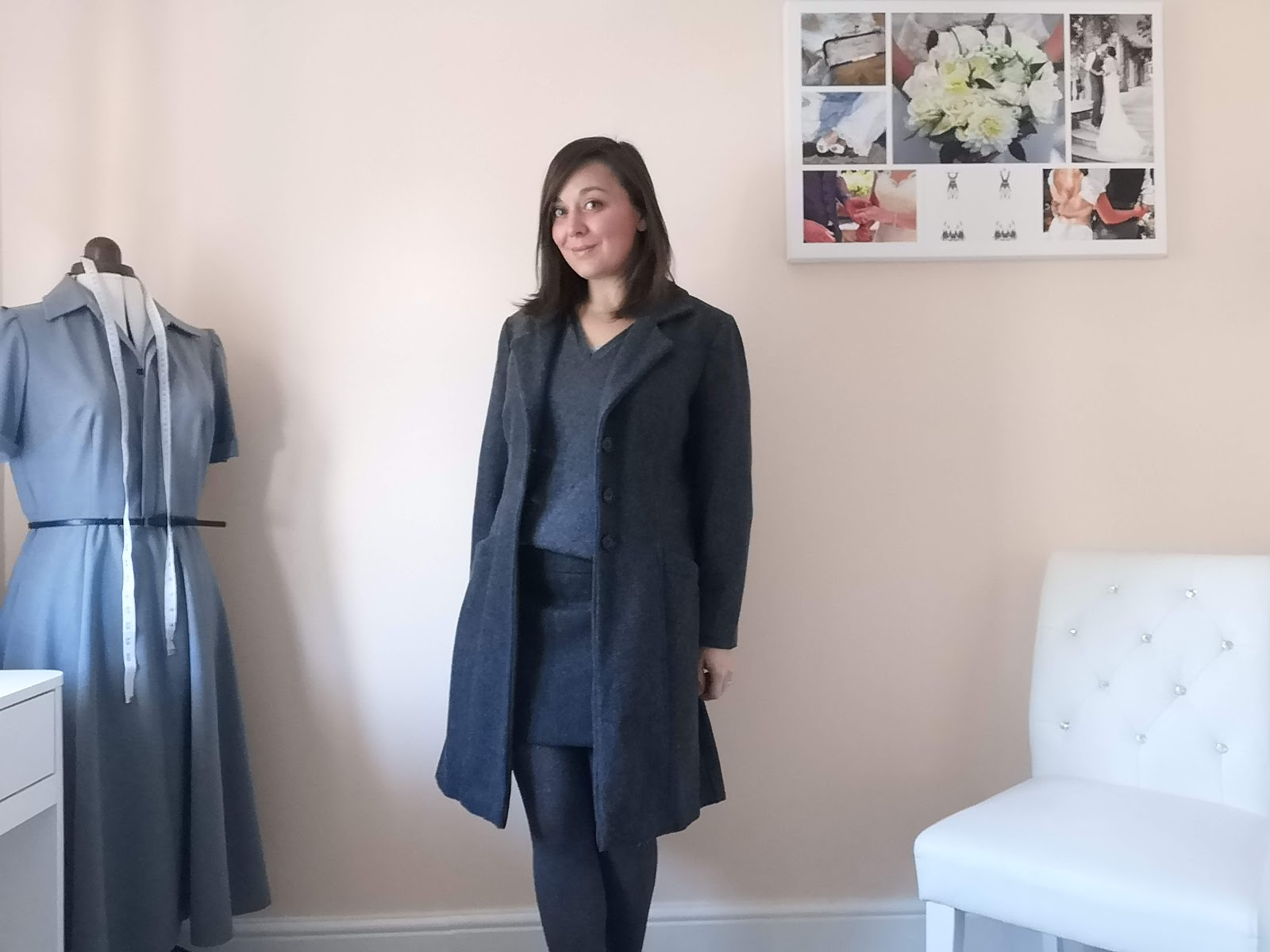 Bluprint Class Review: Couture Dressmaking Techniques and Couture Finishing Techniques