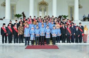 Presiden Jokowi Apresiasi Para Pendonor Darah Sukarela