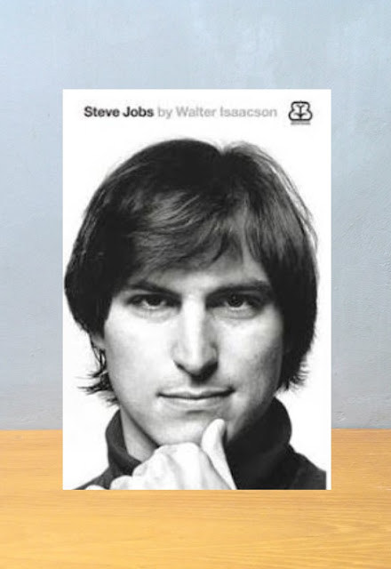 STEVE JOBS (NEW EDITION), Walter Isaacson