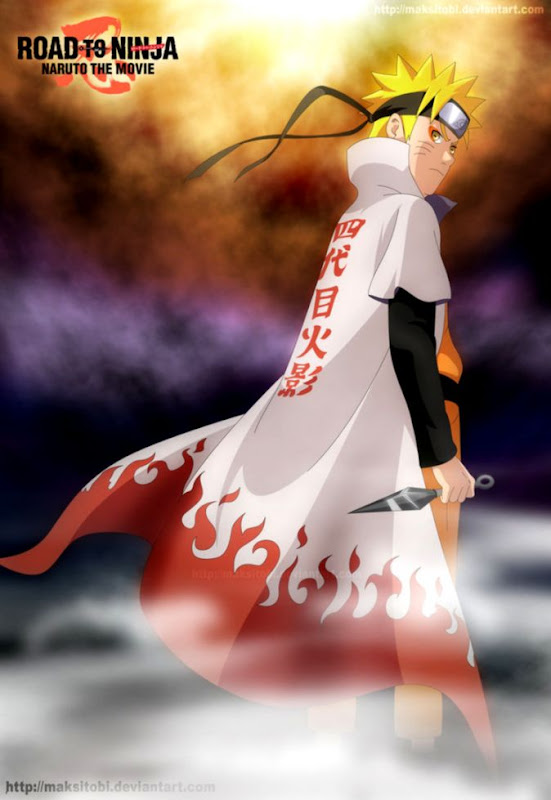 Naruto Hokage 7 Wallpaper Hd