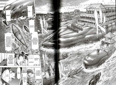 "Reseña de ""Terra Formars"" (テラフォーマーズ) Vol. 20 de Yuu Sasuga y Kenichi Tachibana - Ivrea"