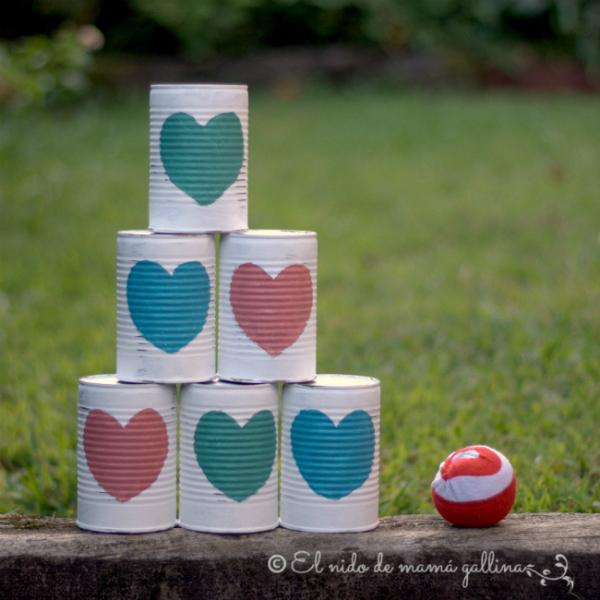 5 Juegos Diy Para Hacer Con Los Ninos El Nido De Mama Gallina