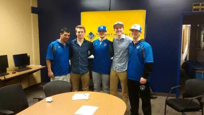 Jacob Hansen and Sean Casey Sign with MCC