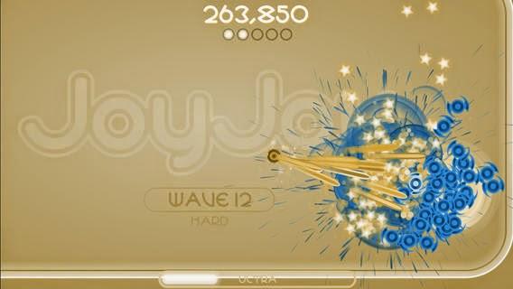 Joyjoy, juego de disparos y habilidad para ios y android