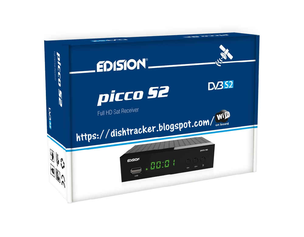 How To Update EDISION Picco S2 HD Receiver Software