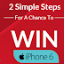India Today Group offer : Try your Luck and Chance To Win Iphone6