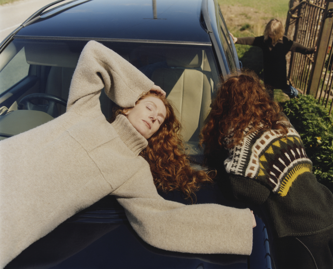 Pringle Autumn/Winter 2016 Campaign by Harley Weir
