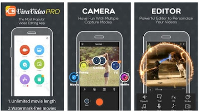 VivaVideo Pro Editor Video v5.8.2 - Aplikasi Video Editor Terbaik di Android