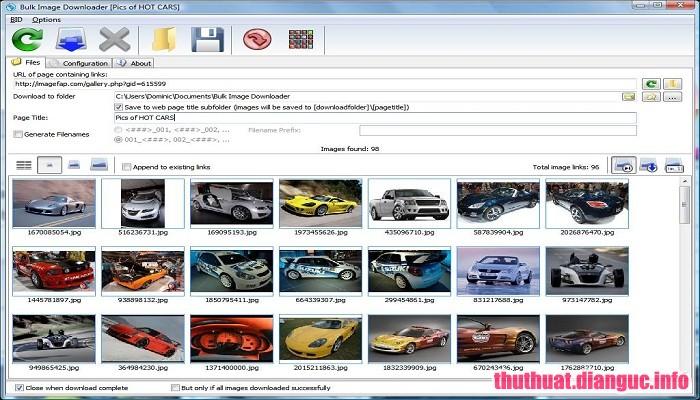 Download Bulk Image Downloader 5.38.0 Full Crack, phần mềm tải xuống hình ảnh mạnh mẽ, Bulk Image Downloader , Bulk Image Downloader free download, Bulk Image Downloader full key