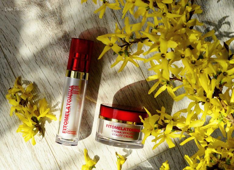 EffegiLab Fitomelatonina Biolift Serum i Vitality Cream - kosmetyki rewitalizujące zmysły i ciało