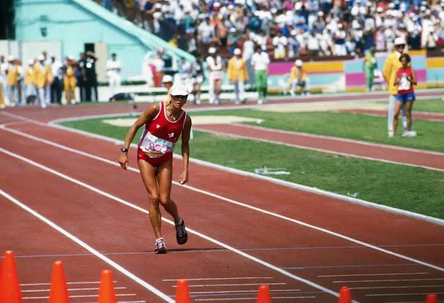 olimpiadas momentos comoventes gabriele andersen los angeles 1984 carlos romero