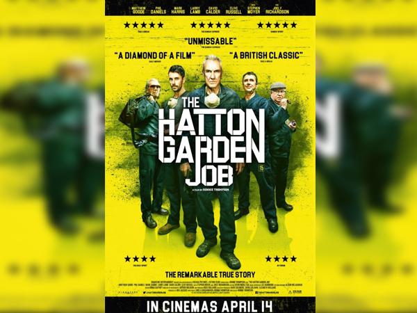 Sinopsis, detail dan nonton trailer Film The Hatton Garden Job (2017)