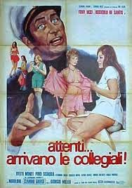 Attenti… arrivano le collegiali! (1975)