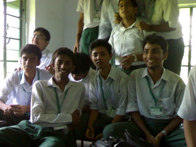 Sourajit Saha At KUEHS 4