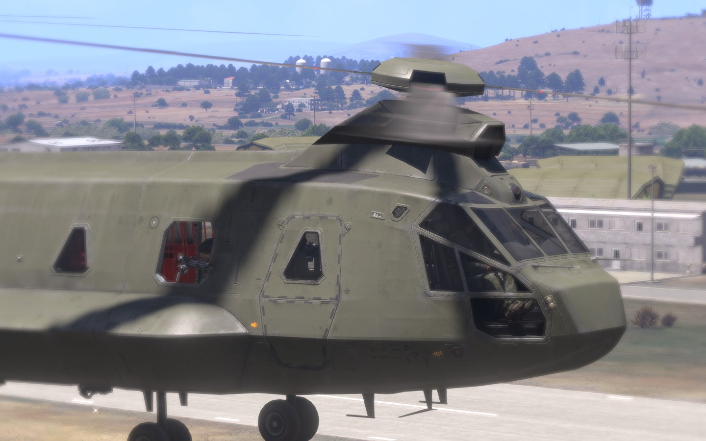 Arma 3 Elicottero : Real and simulated wars arma helicopters