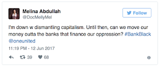 If You Don't 'Bank Black, You Are Funding White Supremacy'