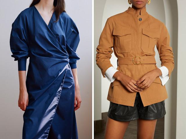 Жакет в утилитарном стиле - Модная одежда для весны и лета