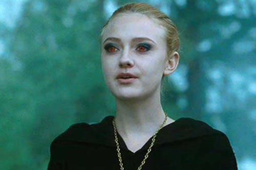 Dakota Fanning as Jane in Twilight Saga: Eclipse 2010 movieloversreviews.filminspector.com