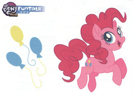 MLP Tattoo Card 3 MLP the Movie Trading Card