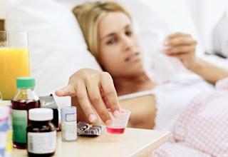 Obat Flu Pilek Secara Alami  , Tradisional Dan Manjur Ala Rumahan