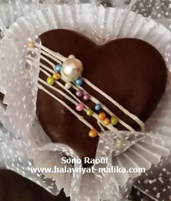 سابلي الشوكولاته روعة
