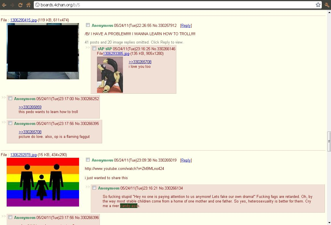 4chan boards
