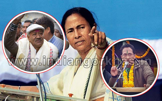 Harka Bahadur Chhetri and Mann Ghisingh in Mamata Banerjee's new committees