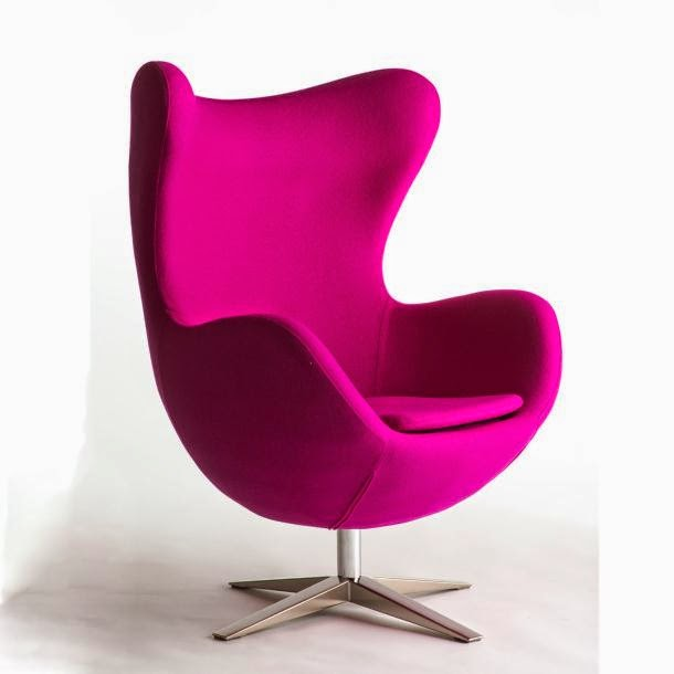 ACHICA Sculptured Lounge Chair