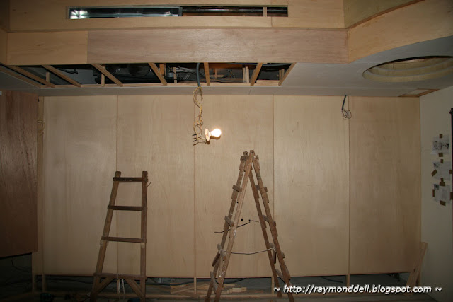 米思特雷門: 木工第八天進度