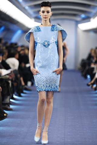Chanel Couture Spring 2012  Fashion Daydreams UK Fashion and Lifestyle Blog by Reena Rai