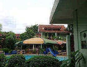 Tjimahi Hotel murah ada kolam renang