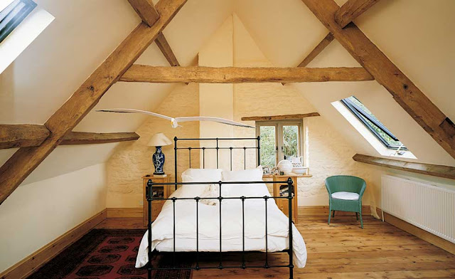 Convert your attic into living space, here's how?