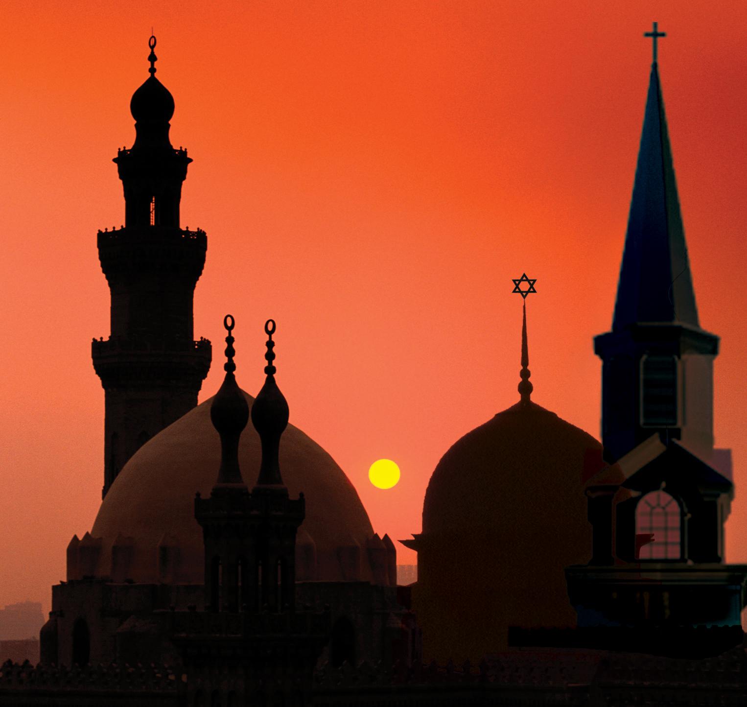 Bức tranh toàn cảnh mâu thuẫn tôn giáo từ Trung Đông, Mùa xuân Ả Rập hay Syria và IS...