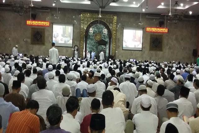 Contoh Khutbah Idul Fitri yang Sangat Menyentuh Hati
