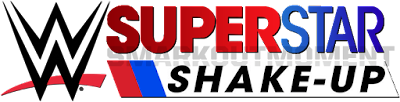 WWE Superstar Shake-up event logo transparent