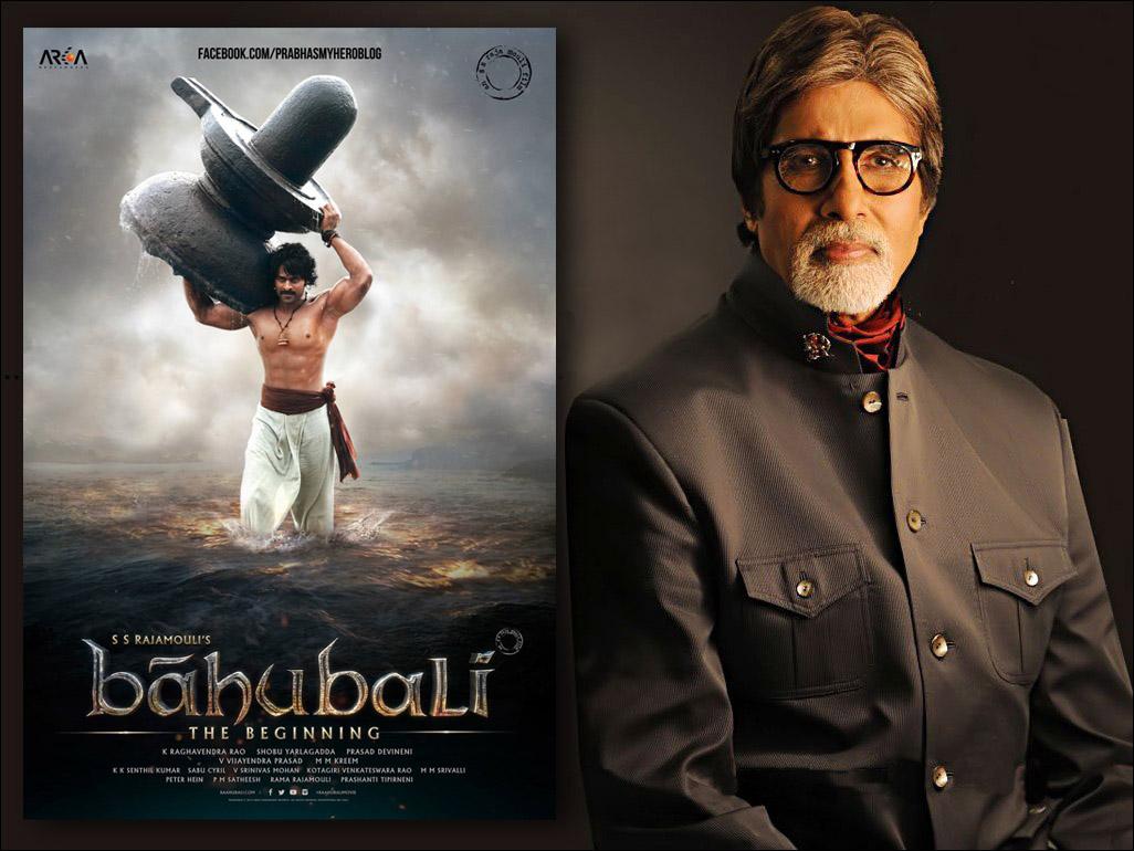 Prabhas Fans Forever: Amitabh Heaps Praises On 'Baahubali'