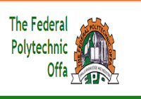 Federal Polytechnic Offa HND/ND Supplementary Admission List is Out - 2016/2017