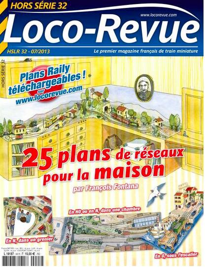 loco revue hors s rie loco revue n 32 des plans de r seaux t l charger. Black Bedroom Furniture Sets. Home Design Ideas